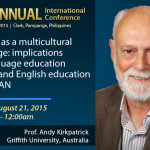 Prof. Andy Kirkpatrick